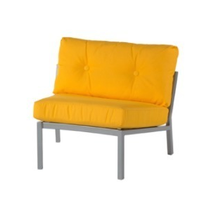 Madrid Armless Lounge Chair