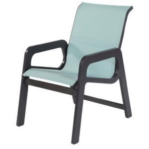 Mailbu Sling Dining Arm Chair