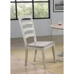 Ridgewood Arched Ladder Back Side Chair