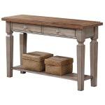 """Barnwell 48"""" 2 Drawer Sofa Table"""