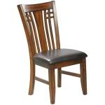 Zahara Slat Back Side Chair