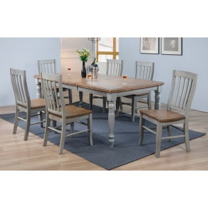 Barnwell 7 PC Dining Set