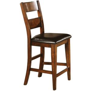 "Mango 24"" Ladderback Barstool"