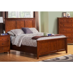 Flagstaff King Panel Bed