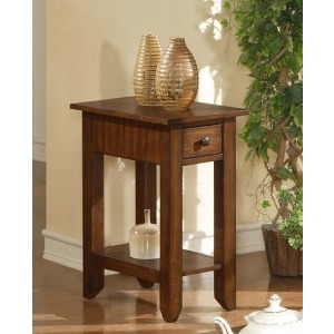Zahara 1-Drawer Chairside Table