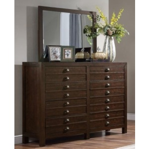 Union Dresser and Mirror