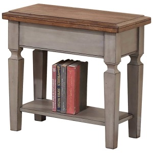 "Barnwell 14"" Chairside Table"