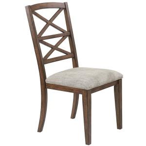 Utica XX Back Side Chair