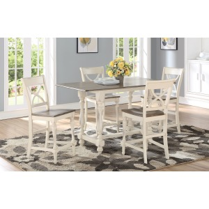 Torrance 6 PC Tall Dining Set