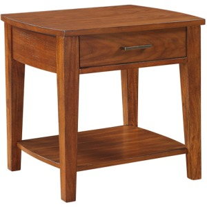 "Davenport 25"" Rectangular End Table"