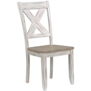 Prescott X Back Side Chair