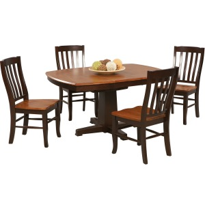 Sante Fe 5 PC Dining Set