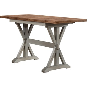 "Barnwell 66"" Tall Table w/Drop Leaves"