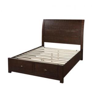 Union Storage Sleigh Queen Bed