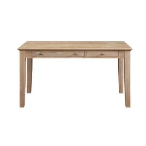 """Berkeley 54"""" Writing Desk - Aged Oak"""