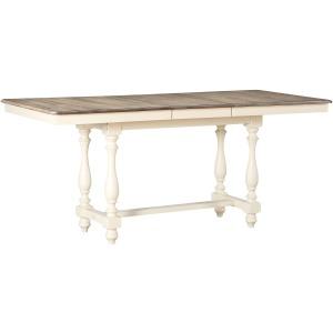 """84"""" Tall Table w/18""""Leaf"""
