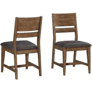 Maxwell Cushioned Side Chair
