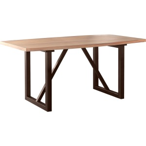 "78"" Tall Trestle Table"