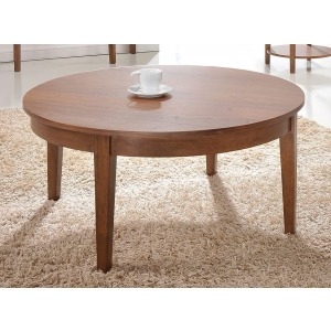 "Denmark 38"" Round Coffee Table"