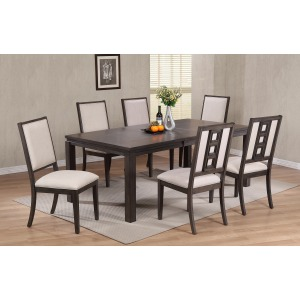 Hartford 7 PC Dining Set