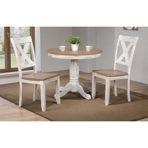 Prescott 3PC Dining Set
