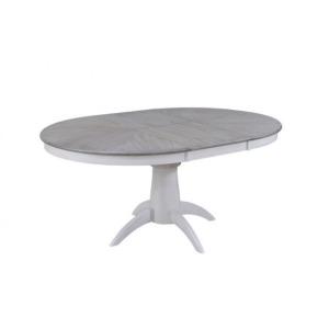 """Brantley 66"""" Pedestal Table w/ 18"""" Butterfly Leaf"""