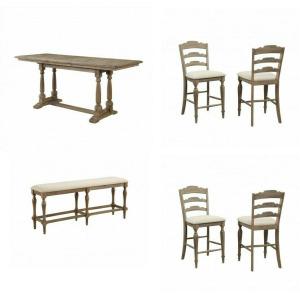 Augusta 6PC Dining Set