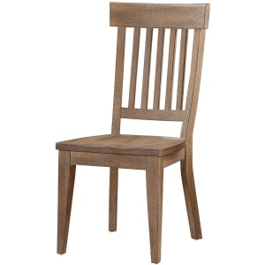 Austin Rake Back Side Chair