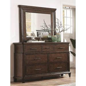 Kentwood Dresser & Mirror
