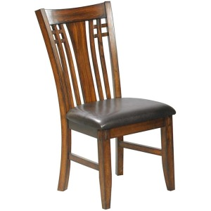 Zahara Slat Back Side Chair
