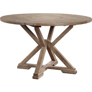 "60"" Round Tall Table w/ Lazy Susan"