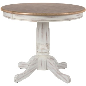"Prescott 36"" Pedestal Table"