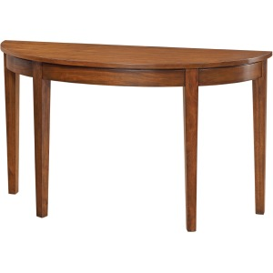 "52"" Half Round Sofa Table"