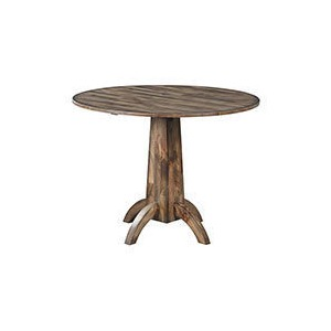 """Zoey 40"""" Round Drop leaf Table"""