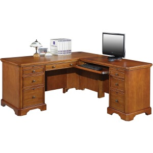 "66"" Desk with 42"" Return"