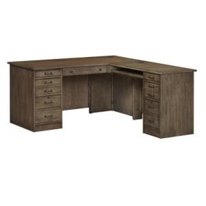 """Eastwood 64"""" Return Desk"""