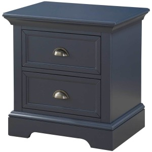 "Tamarack 25"" 2 Drawer Nightstand - Blue"