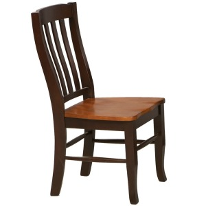 Sante Fe Rake Back Side Chair