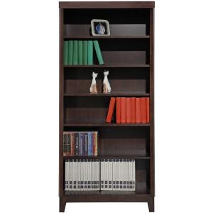 "72\"" Open Bookcase"