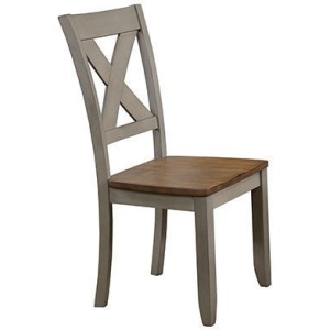 Barnwell X Back Side Chair