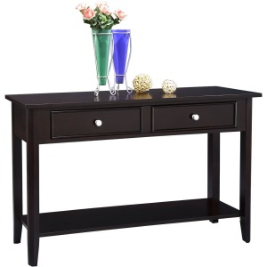 2-Drawer Sofa Table