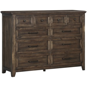 Daphne 60in 10-Drawer Dresser