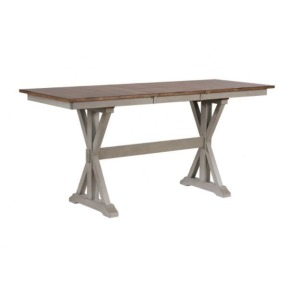 """Barnwell 78"""" Tall Table w/ 18"""" Butterfly Leaf"""