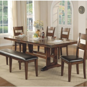 Mango 6 PC Dining Set
