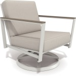 Swivel Tilt Lounge Chair