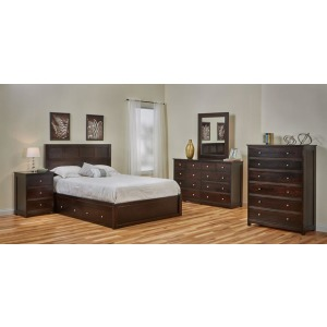 Grafton Panel Bed