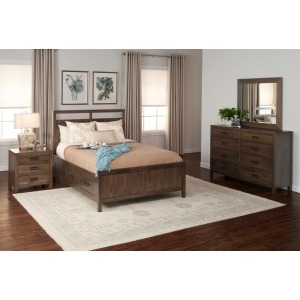 Bayfield Queen Storage Bed