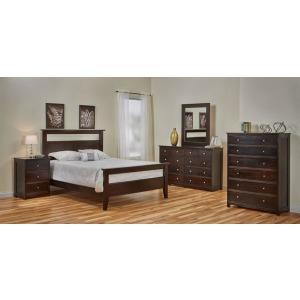 Grafton Slat Panel Bed