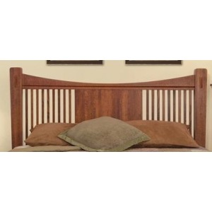 Heartland Mission Full Panel Headboard