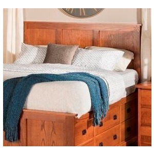American Mission King Panel Headboard